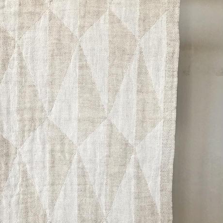 "LAPUAN KANKURIT  /  linen blanket  ""TRIANO"""