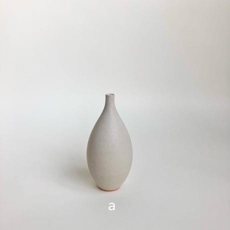 大和田 友香  / 一輪挿し   小  / 白マット