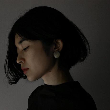 SŌK  /  circle  plain ( イヤリング )