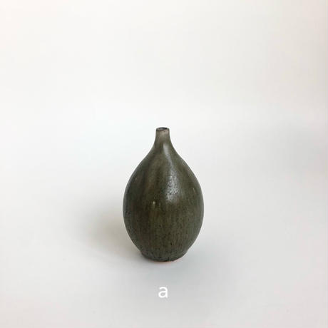 大和田 友香  / 一輪挿し   小  / 深碧