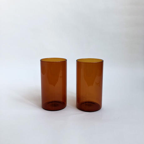 GLASS   AMBER  /  LH