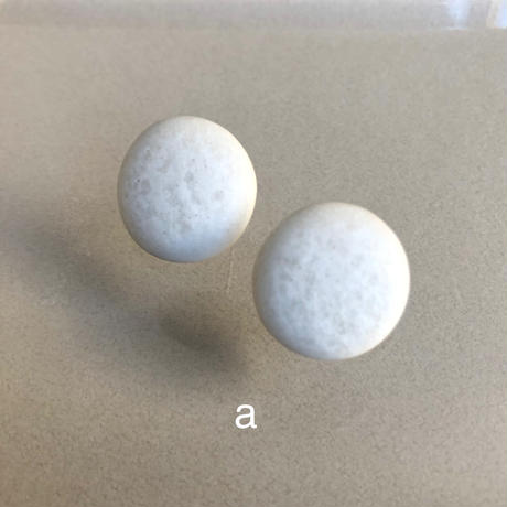 SŌK  / circle  plain ( ピアス )