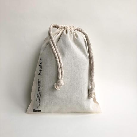 DEN / Drawstring pouch    M