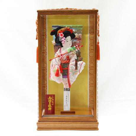 15号 友禅春小松:小春ケース飾り