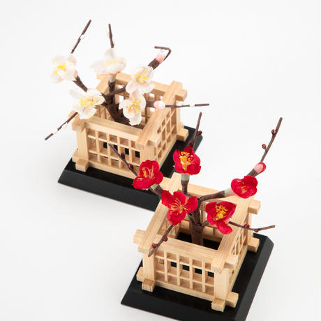 京十一番親王飾「七宝文錦」