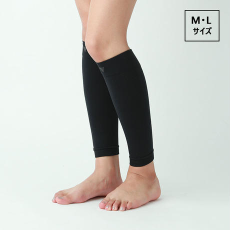 M・L 健脚®ふくらはぎサポーター(2枚入) Backpress Supporter