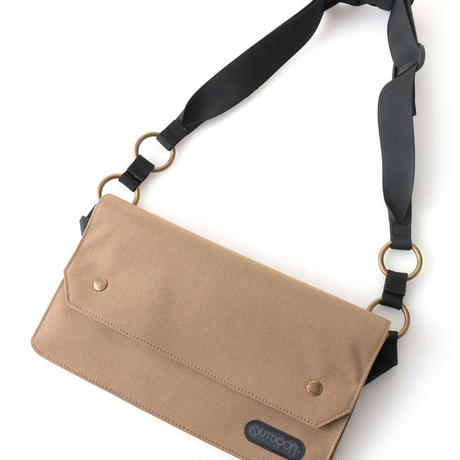 CLANE×OUTDOOR PRODUCTS WAIST BAG