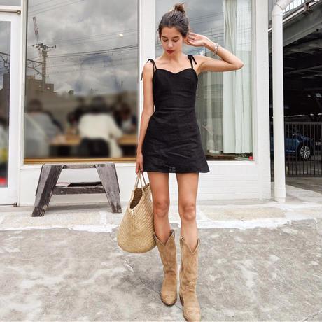 <ADIRA>camisole mini OP AR192OP33(black)
