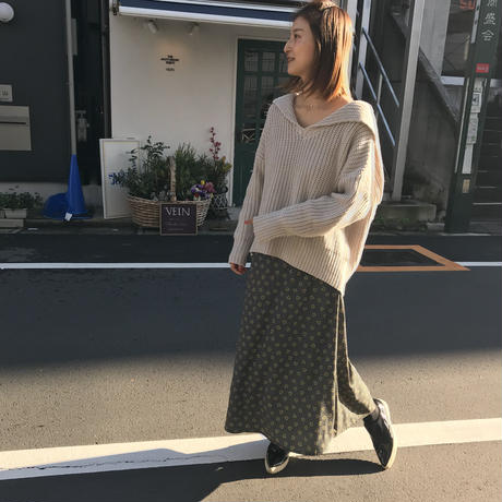 <ADIRA>sailor knit AR191KT18