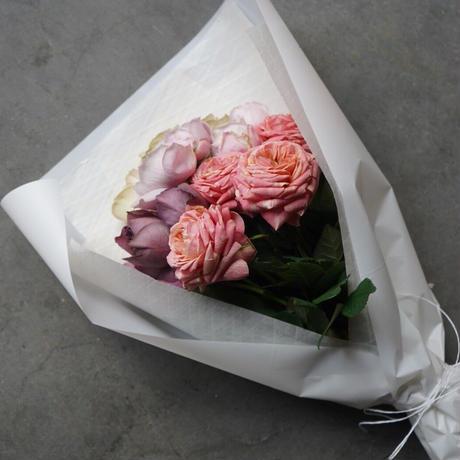 プロポーズ用バラの花束21本「あなただけに尽くします」