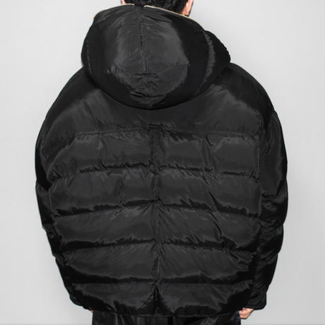Random identities / Black duvet jacket