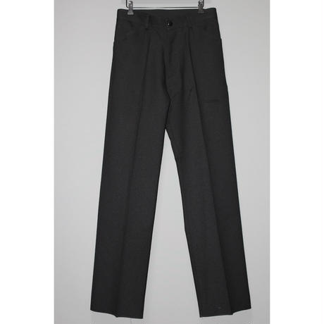 Random identities / SS20 Straight trousers ( Set-up item)