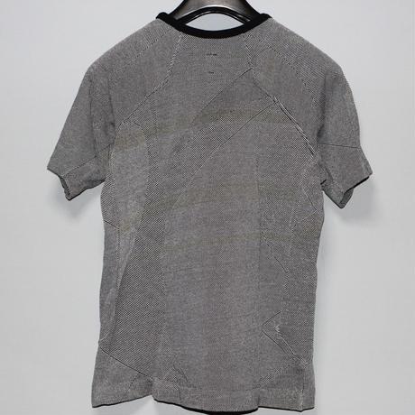 BYBORRE / SS20 E-1 8-bit T-shirt (WHT)