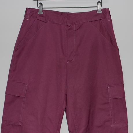 GR10K / KLOPMAN Double pocket stock cargo pants
