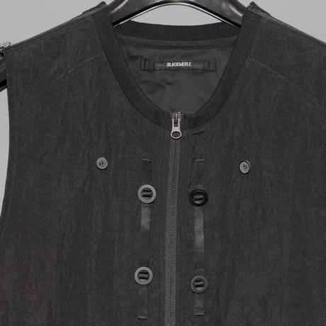 BLACKMERLE / SS20 Utility vest