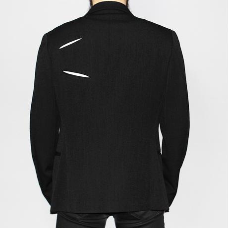 Yohji yamamoto pour homme / FW06 hole design jacket