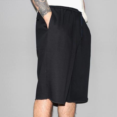 JIL SANDER / SS17 Drawstring jersey shorts