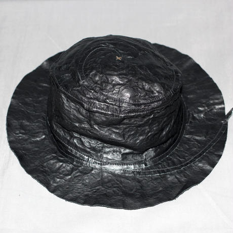 M.A+ by Maurizio amadei / 17SS Spiral leather hat