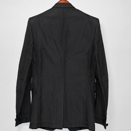CAROL CHRISTIAN POELL / VISIBLE MELTLOCK ONE PIECE DEAD END ONE BUTTON JACKET