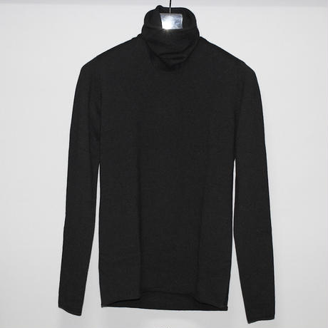 LABEL UNDER CONSTRUCTION / AW18 PRIMARY CYLINDRIC NECK  SWEATER