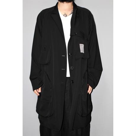 Yohji yamamoto pour homme / 17AW Reversible coat