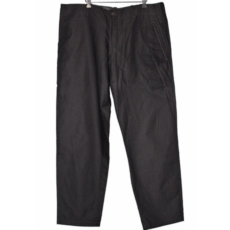 Yohji yamamoto pour homme / Front 4 pocket design trousers