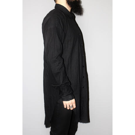 ELENA DAWSON / FW16 Men's Over sized long shirt