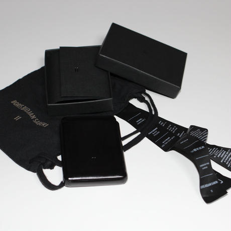 BORIS BIDJAN SABERI / SS20 Card case