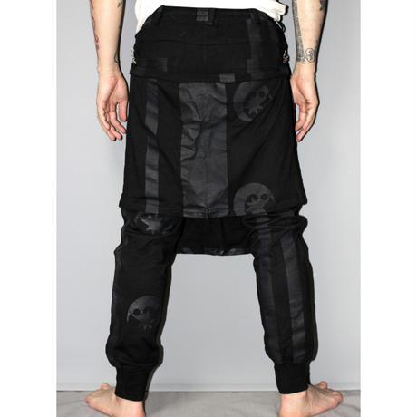 KTZ / Sweat kilt jogger pants