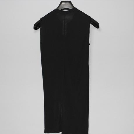 Rick owens /  SS20 Sleeveless silk T-shirt