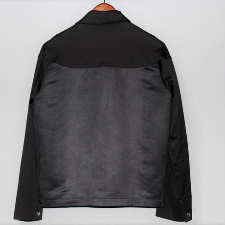 Mackintosh 0004 SS19 / Two tone Jacket