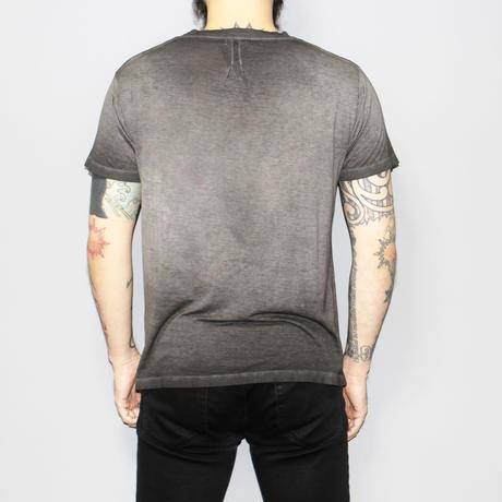 SAINT LAURENT PARIS / Garment dyed T-shirt