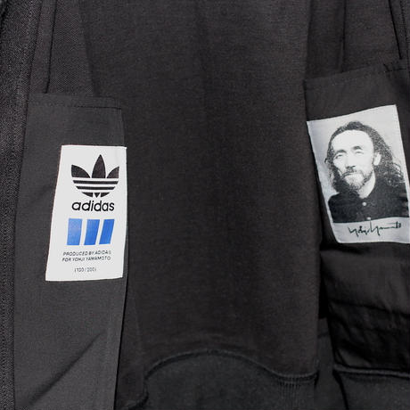 Yohji yamamoto pour homme ( YY EXCLUSIVE ) / Limited 200 P / adidas BECKENBAUER TRACK TOP