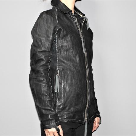 BORIS BIDJAN SABERI / FW15 J2 Body molded Leather jacket