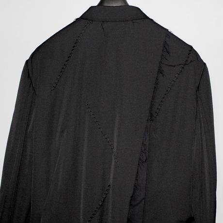 Yohji yamamoto pour homme / AW15 (AW20) 3 layered jacket + Pants