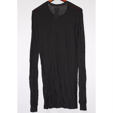 Rick owens  / Basic long sleeve T-shirt