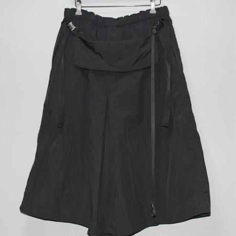 CCP x softs / SS20 Ghost cargo hakama shorts