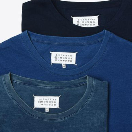 Maison Margiela / 3 Pack cold dyed T-shirt