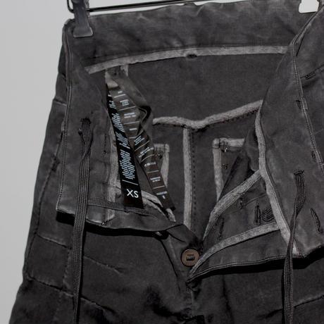 BORIS BIDJAN SABERI / AW16 P13TF Tight fit pants