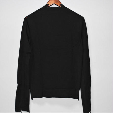 M.A+ by Maurizio Amadei / 17AW Square neck long sleeves knit