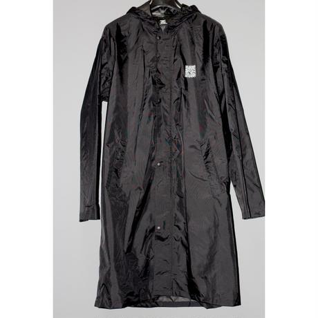 VETEMENTS / SS19 QR code print Rain coat