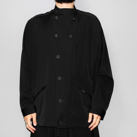 Yohji yamamoto pour homme / 19SS Stand collar topper