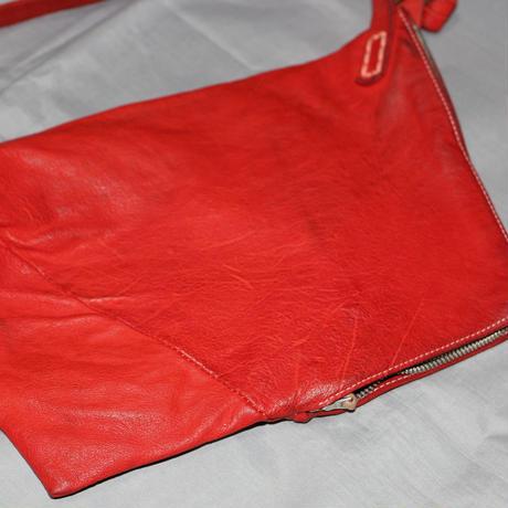 BORIS BIDJAN SABERI / Shoulder Zipped bag