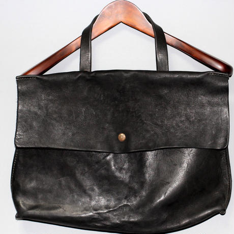 GUIDI / MR11 Horse leather bag