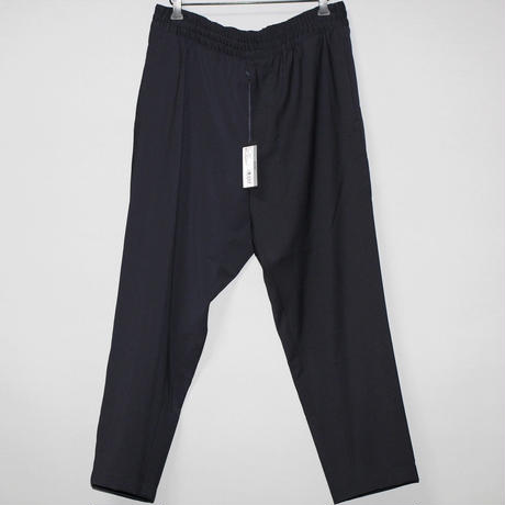 PRADA / SS18 Wool drawstring pants