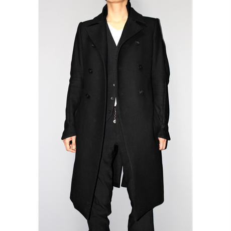 DEVOA / Trench coat Wool Super 120's