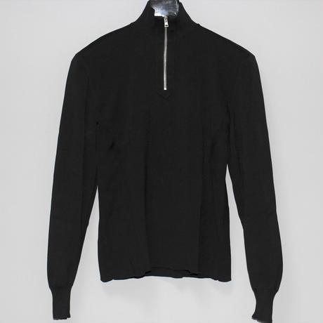 Mackintosh 0004 / SS19 Zip Neck Knit