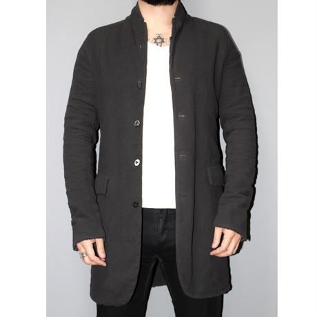LAYER-0 / Wool long jacket