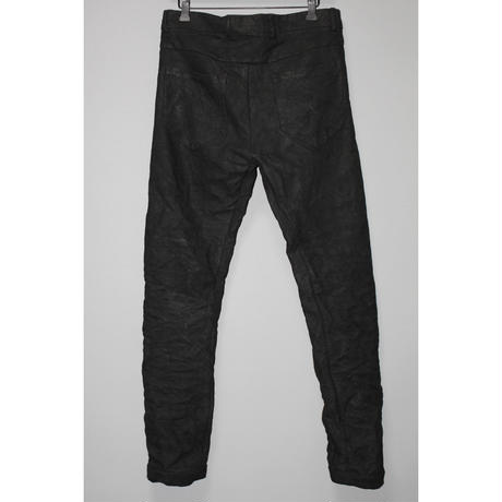 LAYER-0 / AW18 5 P PANTS SAIL HEMP