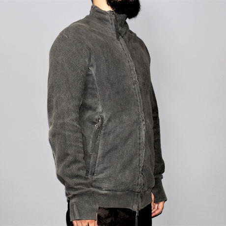 BORIS BIDJAN SABERI / ZIPPER1 / Sweat zipper jacket
